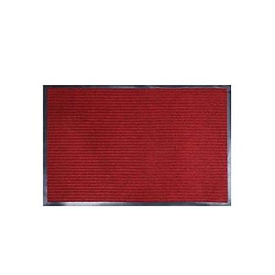 【送料無料】fani Heavy Duty Large Outdoor Indoor Entrance Doormat Red Waterproof Low Pr好評販売中
