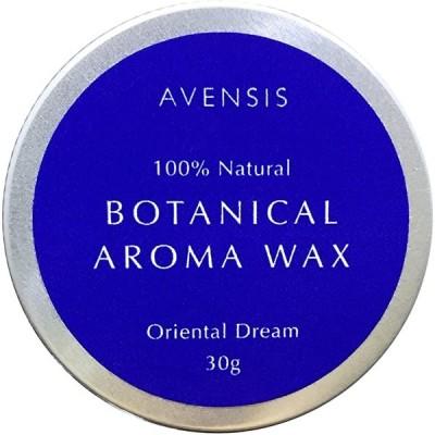 100%天然由来成分 自然な精油の香り オーガニック ヘアワックス & ハンドクリーム ヘアバーム 30g MDM(ネイビー, 30g)