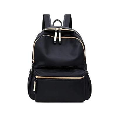 Women Backpack Waterproof Lightweight PU Leather Rucksack Shoulder Bag for Ladies 並行輸入品