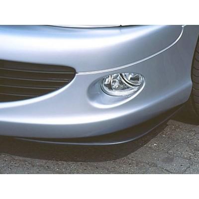 PEUGEOT 206 GT フロントスパッツ 素地