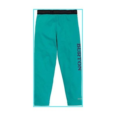 Burton Kids Midweight Base Layer Pant, Dynasty Green, 4T【並行輸入品】