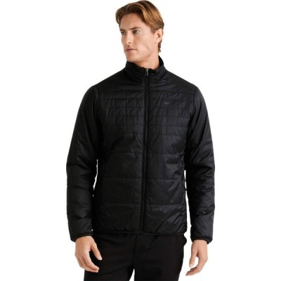 ローヌ Rhone メンズ ダウン・中綿ジャケット アウター Nordic Quilted Jacket Black