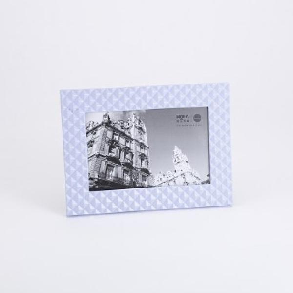 雷切爾金屬相框 紫 4X6