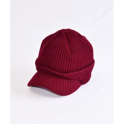 ANCHOR by ROTAR/VIVIFY / CELEB  ジープニットキャップ MEN 帽子 > ニットキャップ/ビーニー
