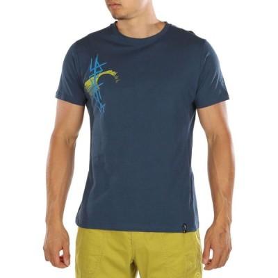 ラスポルティバ La Sportiva メンズ Tシャツ トップス Sol T-Shirt Opal