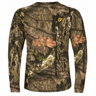 ファッション アウター ScentBlocker Cotton Long Sleeve T Shirt Shield Series Lightweight Odor Cont...