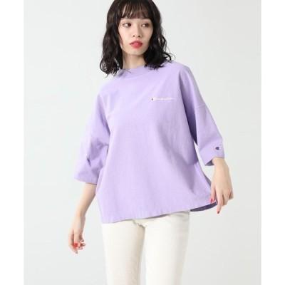 tシャツ Tシャツ <ROSE BUD別注>(Champion×ROSE BUD)リバースウィーブカットソー