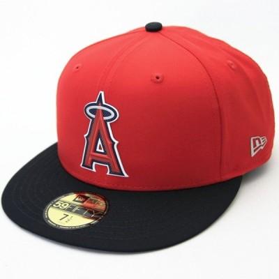 ニューエラ NEWERA 59FIFTY MLB オンフィールド バッティングプラクティス プロライト ロサンゼルス・エンゼルス