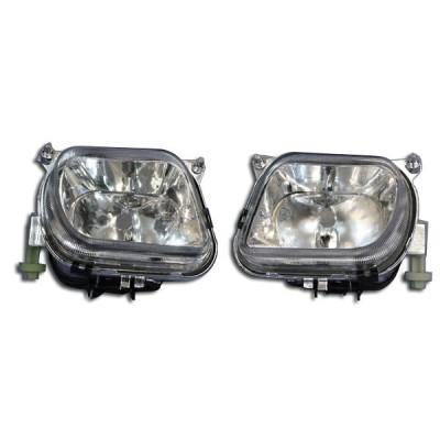 クリスタル フォグ ランプ セット W210 Eクラス 前期
