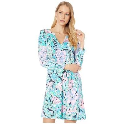 リリーピュリッツァー Lilly Pulitzer レディース ワンピース ワンピース・ドレス Aubrey UPF 50+ Dress Multi Bermudaful