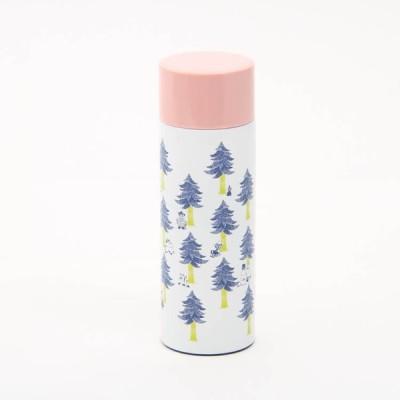 水筒 ムーミン ポケットステンマグボトル ムーミン プート/SMBC1B ミニサイズ ポケットサイズ 小容量 小さい 携帯用 直飲み ボトル 水筒 プチ コンパクト