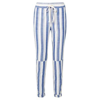 レムレム LEMLEM パンツ ブルー XS コットン 95% / アクリル 5% パンツ