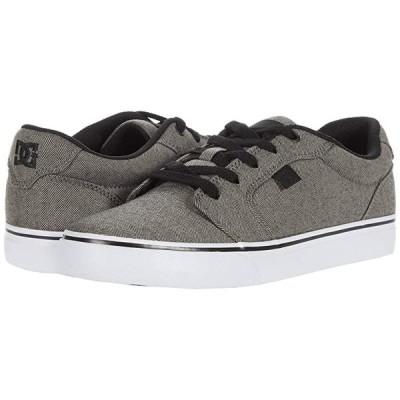 ディーシーシュー Anvil メンズ スニーカー 靴 シューズ Black/Black/Grey