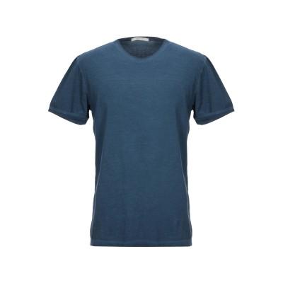 DIKTAT T シャツ ダークブルー S コットン 100% T シャツ