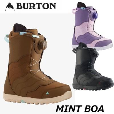 20-21 BURTON バートン  レディース ブーツ  【MINTBOA Wide ミントボア 】  日本正規品 ship1【返品種別OUTLET】
