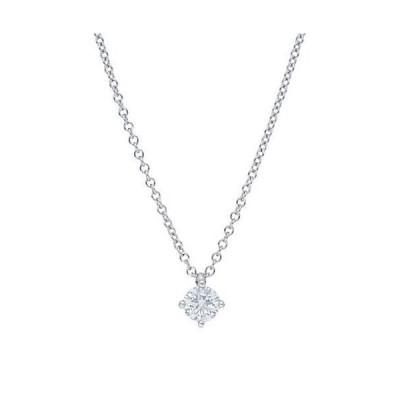 レディース アクセサリー  Nephora 18K 0.50 ct. tw. Diamond Pendant Necklace