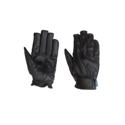 リード工業 マルチタッチ防寒レザーグローブ MRG52A ブラック L