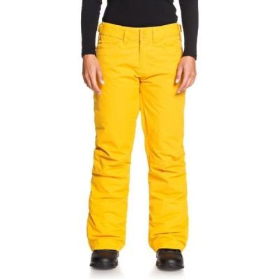 ロキシー Roxy レディース スキー・スノーボード ボトムス・パンツ backyard snowboard pants Golden Rod
