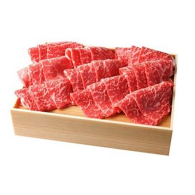 山形牛(東根産)もも焼き肉用800g B-0008