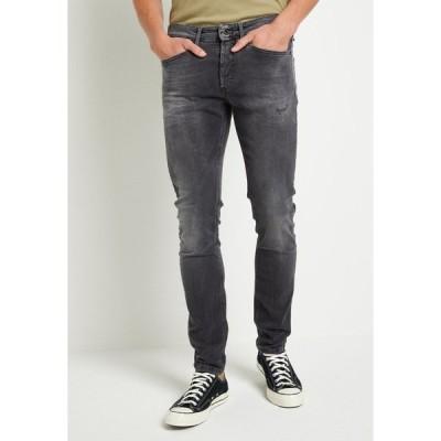 デンハム デニムパンツ メンズ ボトムス BOLT - Slim fit jeans - black