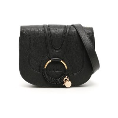 SEE BY CHLOE/シーバイクロエ Black See by chloe hana shoulder bag レディース 春夏2021 CHS17SS896305 ik