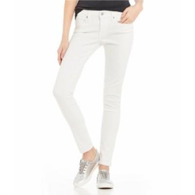 リーバイス レディース デニムパンツ ボトムス Levi'sR 711 Woven Stretch Skinny Jeans Clean White
