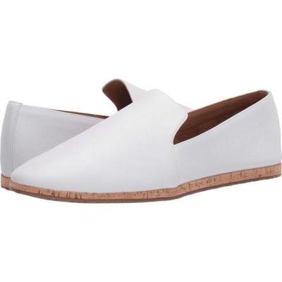 エアロソールズ Aerosoles レディース ローファー・オックスフォード シューズ・靴 Hempstead White Leather