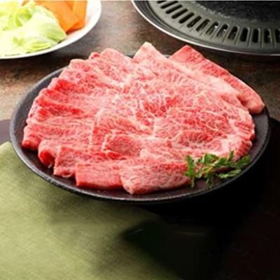 [京都・モリタ屋]国産黒毛和牛バラ(カルビ)焼肉 精肉