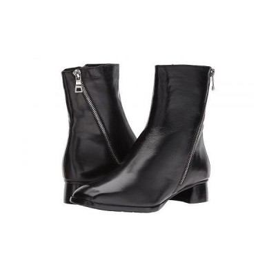Spring Step スプリングステップ レディース 女性用 シューズ 靴 ブーツ アンクル ショートブーツ Giachetta - Black