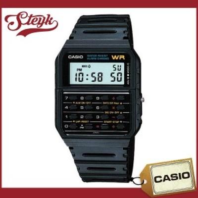 CASIO カシオ 腕時計 チープカシオ デジタル カリキュレーター CA-53W-1 メンズ 【メール便対応可】