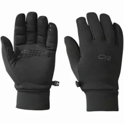 アウトドアリサーチ 手袋・グローブ PL 400 Sensor Gloves BLACK