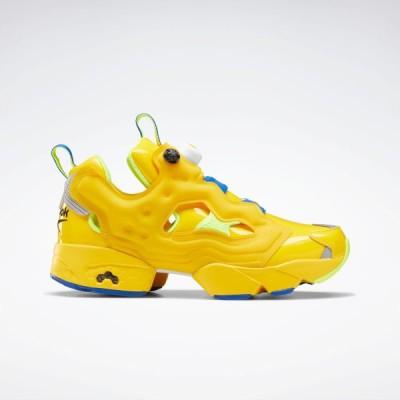セール価格 送料無料 リーボック公式 スニーカー Reebok 【Reebok × ミニオンズ】インスタポンプ フューリー / Instapump Fury Shoes