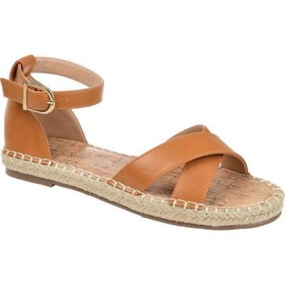 ジュルネ コレクション レディース サンダル シューズ Lyddia Espadrille Ankle Strap Sandal