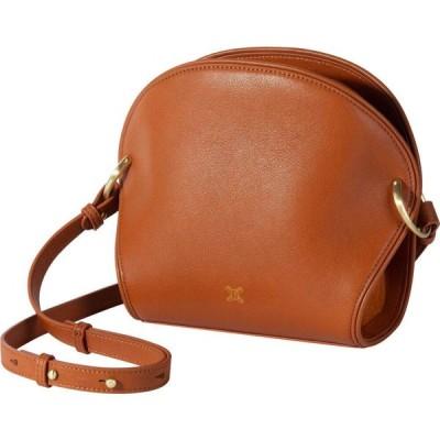 サンシア Sancia レディース ハンドバッグ バッグ the ayumi mini bag Cognac