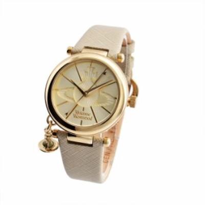 ヴィヴィアンウエストウッド Vivienne Westwood VV006GDCM レディース 腕時計【r】【新品・未使用・正規品】
