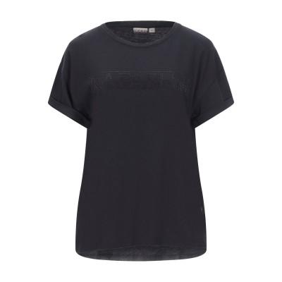 ナパピリ NAPAPIJRI T シャツ ブラック M コットン 100% T シャツ
