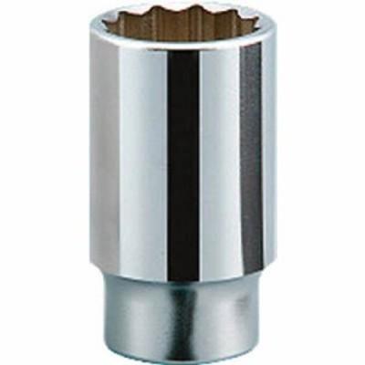 京都機械工具 B45-40 19.0sq.ディープソケット(十二角) 40mm