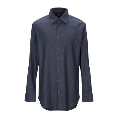 JACQUES BRITT シャツ ブルー 44 コットン 100% シャツ