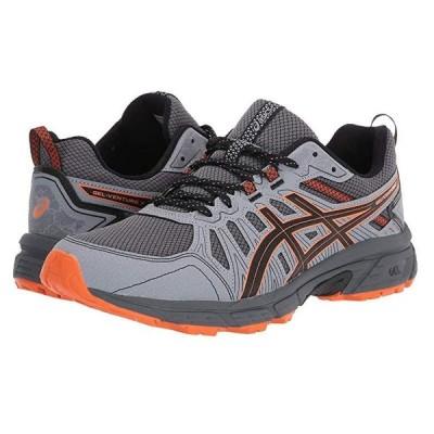 アシックス GEL-Venture 7 メンズ スニーカー 靴 シューズ Carrier Grey/Habanero
