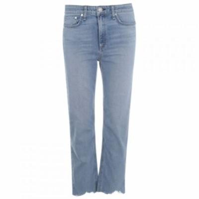 ラグ&ボーン Rag and Bone レディース ジーンズ・デニム ボトムス・パンツ Nina High Rise Ankle Cigarette Jeans LAPIS