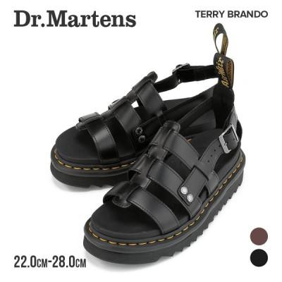 ドクターマーチン Dr.Martens TERRY テリー サンダル メンズ レディース ブーツ レザー ビーチサンダル トングサンダル