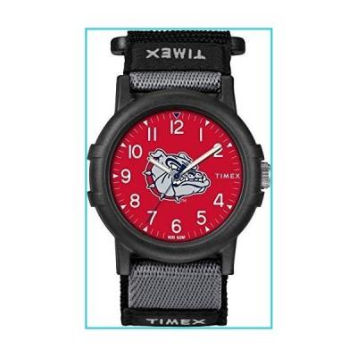 Timex Gonzaga University Bulldogs ユース ファストラップ リクルートウォッチ【並行輸入品】