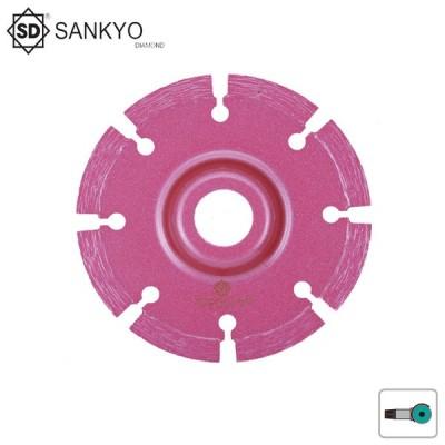 三京ダイヤ レーザーコスモ 建材用 外径105mm 内径20.0mm LD-4M