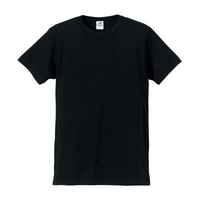 無地 Tシャツ メンズ 半袖 白 黒 グレー United Athle ユナイテッドアスレ 4.4オンス トライブレンド Tシャツ 1090-01