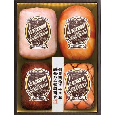 〈鎌倉ハム富岡商会〉ハム詰合せ KN-80