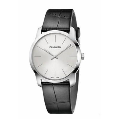 カルバンクライン 時計 Calvin Klein メンズ レディース 腕時計 Ck City K2G221C6