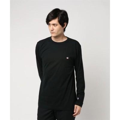 tシャツ Tシャツ チャンピオン ロングスリーブ Tシャツ ベーシック C3-J424