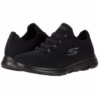 スケッチャーズ SKECHERS Performance レディース スニーカー シューズ・靴 Go Walk 5 - Uprise Black