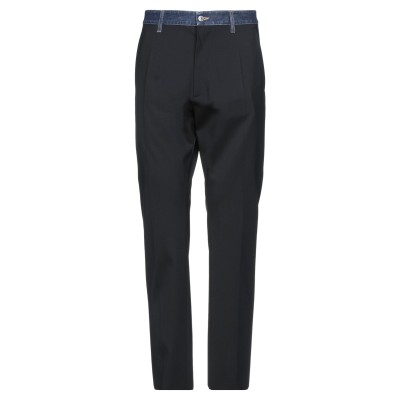 ディースクエアード DSQUARED2 パンツ ブラック 46 バージンウール 95% / ポリウレタン 5% / コットン パンツ