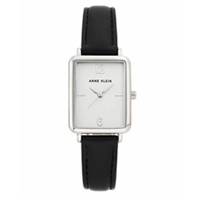 腕時計 アンクライン レディース Anne Klein Women's Vegan Leather Strap Watch